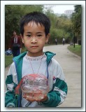 7th: Boy with Goldfishby jrdu