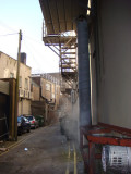 Down the back alley... where nobody goesby Bellefield