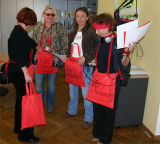 v.l.Christine Werner, Monika Krautgartner, Martina Sens, Helga Schager