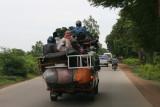 Cambodian roads