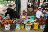 markets on way from Phnom Penh to Siem Reap