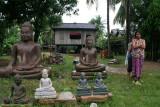 roadside buddha 'factory'