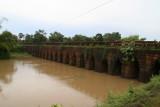 old khmer style bridge