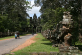 Face-tower of the South Gate of Angkor Thom