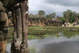 Terrace of the Elephants, Angkor, Cambodia