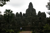 temple Bayon was built in the 13th century
