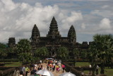 Angkor Wat is a temple built for king Suryavarman II in the early 12th century