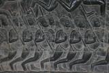 carvings on Angkor Wat