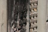 carvings of Apsara