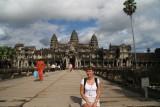 Meeli & Angkor Wat