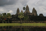 Angkor Wat temple complex is the worlds largest religious monument