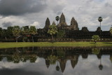 The temples at Angkor was built 879 - 1191AD and used for 400 years during the kings of the Khmer empire