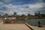 UNESCO made Angkor Wat a World Heritage site in 1992