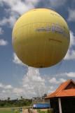 balloon to view Angkor Wat from air