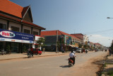 Siem Reap is small charming gateway town to the world famous heritage the Angkor temples