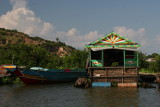 Tonle Sap is largest freshwater lake in South East Asia
