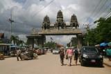 leaving Cambodia, entering Thailand