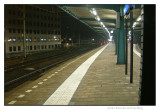 Cancelled train: 8 mins platform walk