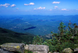 View from Whiteface Mt.