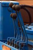 Blue Hydraulic Gears