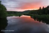 Sunset from Green Bridge