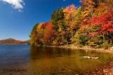Color on Piseco Lake