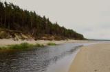 Ongerepte kusten Letland - Latvia