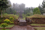Candi Cetho (Temple) in Central Java