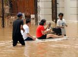 Floods in Jakarta in February 2007