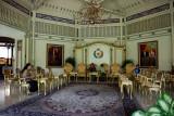 Kraton Mangkunegara (Sultan's Palace) in Surakarta, Indonesia