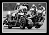 Classic Roadracing in B&W