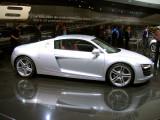 Audi R8 Debut