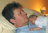 Ava & Grandpa