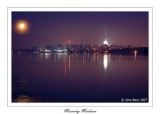 Mooning Madison