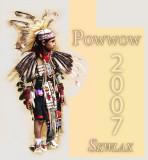 Skwlax Powwow  2007