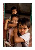 Yangon Harbor Kids