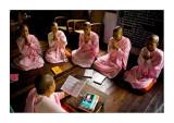 Chanting Nuns