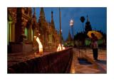 Rainy Shwedagon