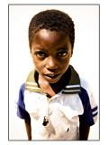 High-Kid Portrait