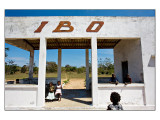 Welcome to Ibo Int'nal Airport