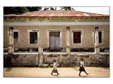 The Cowry House