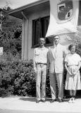 UC Berkeley, 1954