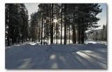 Sunrise in Sveg
