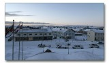Vadsø - View from the hotell window