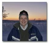 Pål in minus 30 degrees!