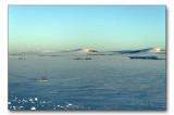 Sunset in Finnmark