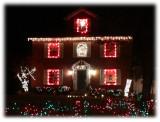 Xmas lights and festivities