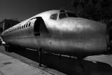 DC-9 #1 BW