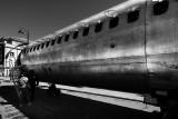 DC9 #2 BW