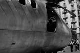 DC-9 #3 BW